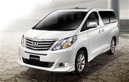 CAR RENTAL WITH DRIVER DELUXE