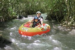 BUGGY AND CANYON TUBING (PACKET 1 ADULT AND 1 CHILD)